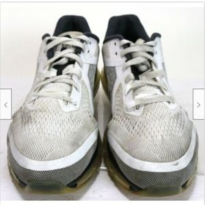 Nike Air Max iD Men's Running Shoes Size 15 White
